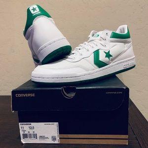 Converse Fastbreak 83 Mid White/Green Size 11 $85